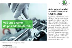 PRIMA k.s. - autorizovaný servis ŠKODA